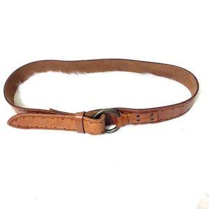 Vintage Polo by Ralph Lauren Genuine Leather Belt